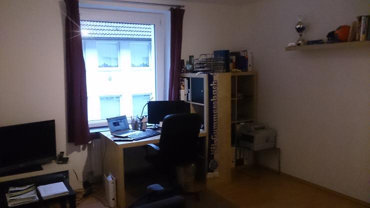 1 zimmer wohnung in unin he 1 zimmer wohnung in wuppertal elberfeld. Black Bedroom Furniture Sets. Home Design Ideas