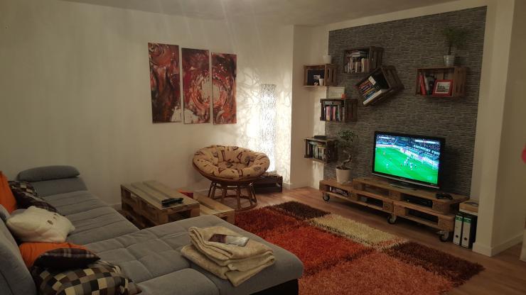 modern eingerichtet zentrale ruhige lage 3zi balkon 39 14 san wohnung in w rzburg altstadt. Black Bedroom Furniture Sets. Home Design Ideas