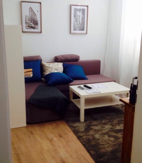 2 zimmer appartment in der innenstadt wohnung in hameln innenstadt. Black Bedroom Furniture Sets. Home Design Ideas