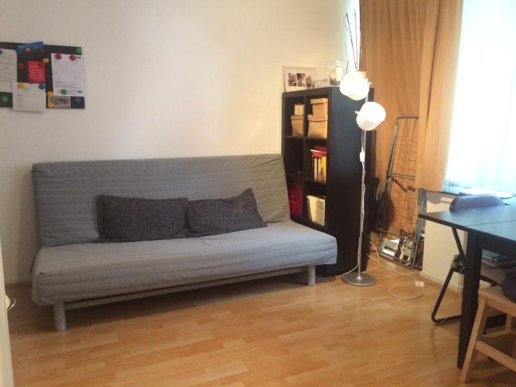 wohnung zur zwischenmiete im belgischen viertel 1 zimmer wohnung in k ln belgischesviertel. Black Bedroom Furniture Sets. Home Design Ideas