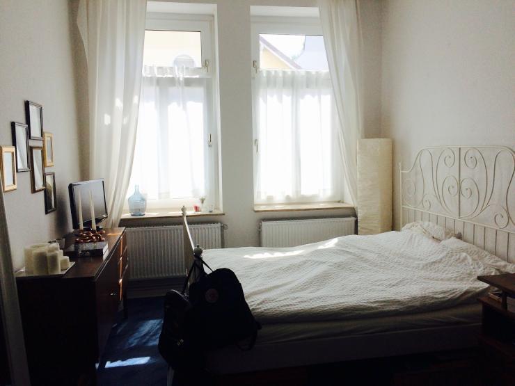 sch ne 2 zimmer altbau wohnung im katharinenviertel wohnung in osnabr ck weststadt. Black Bedroom Furniture Sets. Home Design Ideas