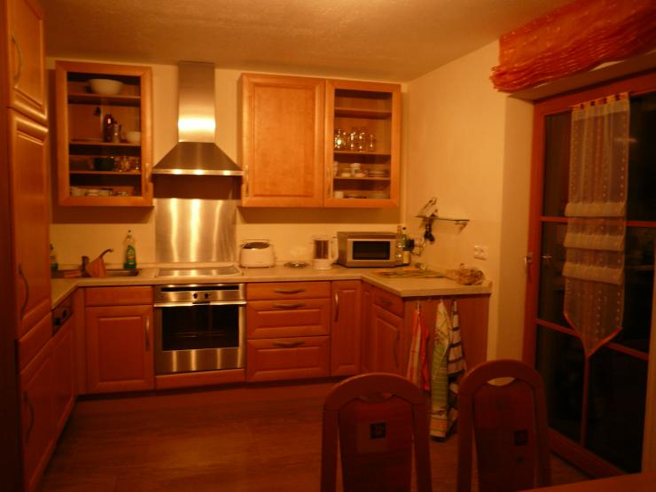 kleines apartement mit seperater gemeinschaftsk che 1 zimmer wohnung in rosenheim osterm nchen. Black Bedroom Furniture Sets. Home Design Ideas