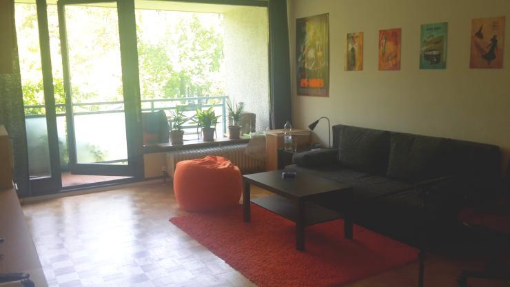 ruhige helle 1 zimmerwohnung verf gbar m biliert 1 zimmer wohnung in m nchen milbertshofen. Black Bedroom Furniture Sets. Home Design Ideas