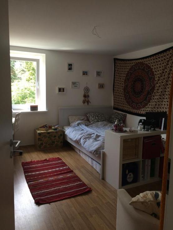 m bliertes zimmer zur zwischenmiete in toller 3er wg zimmer in augsburg innenstadt. Black Bedroom Furniture Sets. Home Design Ideas