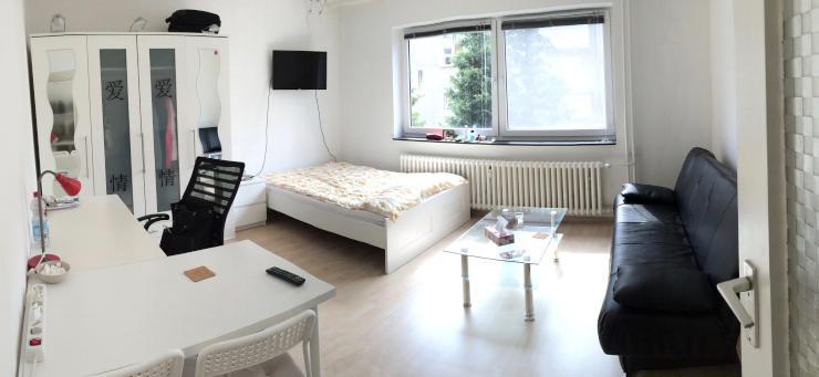 uni nahe gem tliche 1 zimmer wohnung zur zwischenmiete 1 zimmer wohnung in braunschweig. Black Bedroom Furniture Sets. Home Design Ideas