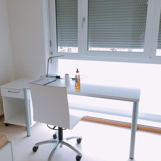 sch ne vollm blierte 1 zimmer wohnung in h ndelstudentenwoheim 1 zimmer wohnung in freiburg im. Black Bedroom Furniture Sets. Home Design Ideas