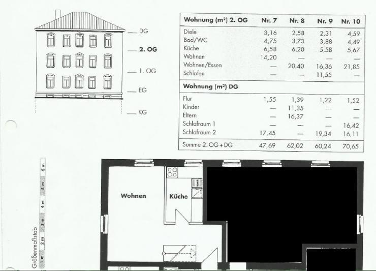 maisonette wohnung k che kann bernommen werden wohnung in dresden cotta. Black Bedroom Furniture Sets. Home Design Ideas