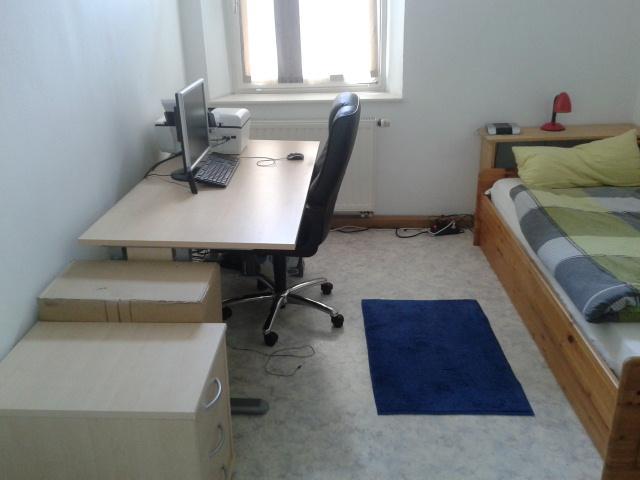 freundliches 13qm zimmer in 2er wg direkt neben hochschule wgs amberg. Black Bedroom Furniture Sets. Home Design Ideas