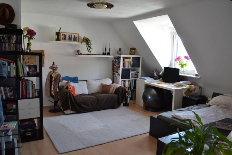 sch ne ein zimmer wohnung teilm bliert ab 1 zimmer wohnung in witten herdecke zentrum. Black Bedroom Furniture Sets. Home Design Ideas