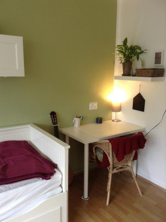 sch ne einzimmerwohnung 21qm perfekt f r studenten 1 zimmer wohnung in kassel kirchditmold. Black Bedroom Furniture Sets. Home Design Ideas