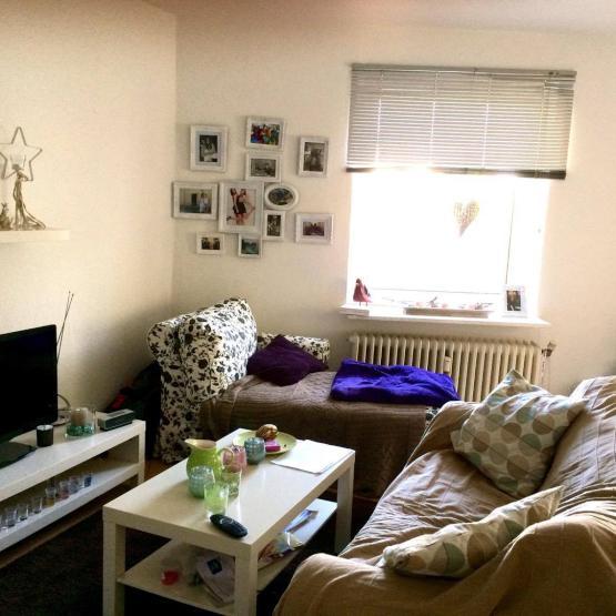 sch ne ger umige 1 zimmer wohnung 43 m2 1 zimmer wohnung in dortmund klinikviertel. Black Bedroom Furniture Sets. Home Design Ideas