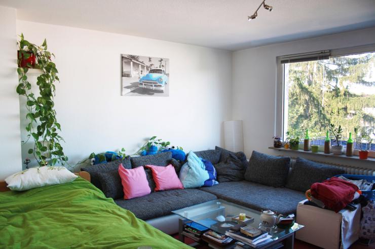 1 zimmer apartment mit guter verkehrsanbindung f r studenten und azubis 1 zimmer wohnung in. Black Bedroom Furniture Sets. Home Design Ideas