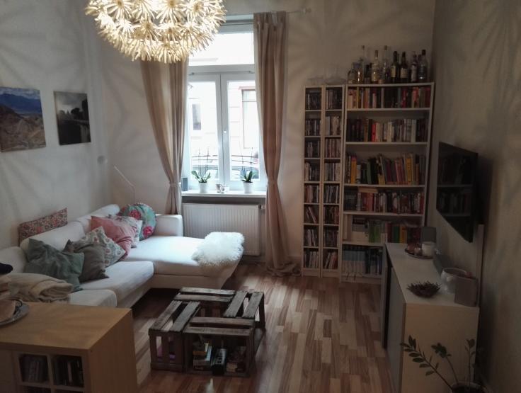 sch ne 2 zimmer wohnung im herzen der weststadt wohnung in heidelberg weststadt. Black Bedroom Furniture Sets. Home Design Ideas