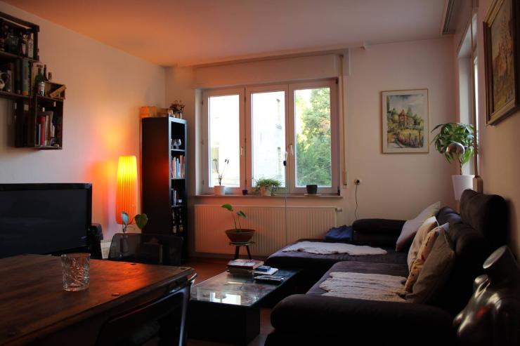 Wohnzimmer Stuttgart West Progo