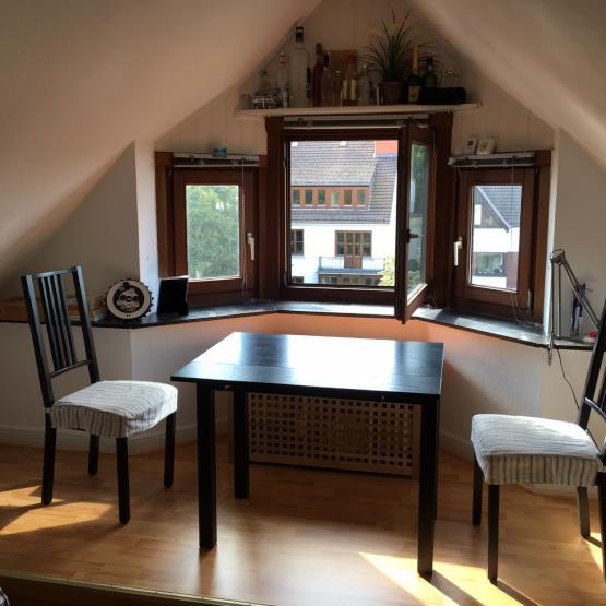 1 zimmer wohnung dachgeschoss 1 zimmer wohnung in bremen b rgerweide barkhof. Black Bedroom Furniture Sets. Home Design Ideas