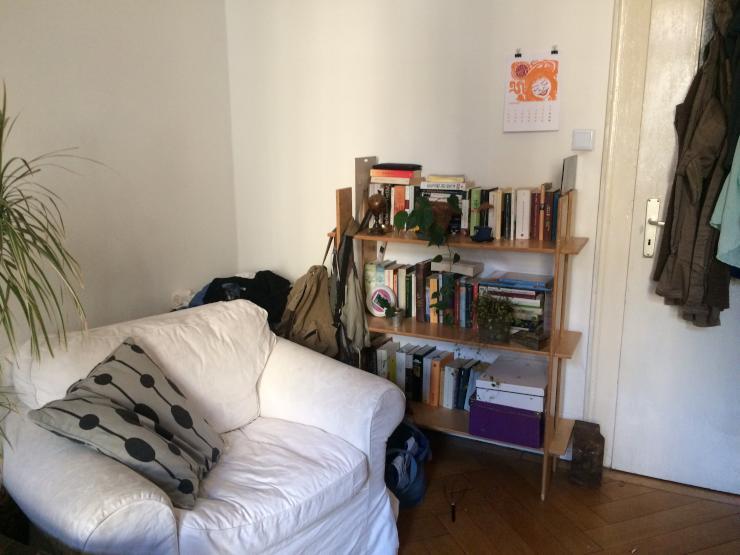 sch nes zimmer in stuttgart mitte wgzimmer stuttgart mitte. Black Bedroom Furniture Sets. Home Design Ideas