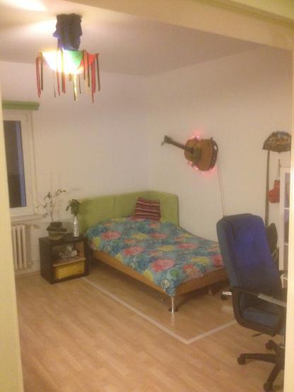 sch nes m bliertes 1 zimmer wohnung in innenstatd 1. Black Bedroom Furniture Sets. Home Design Ideas