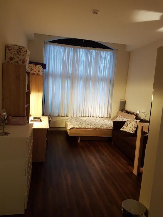 wohnung im sch ffler areal zum perfekt f r studenten 1 zimmer wohnung in bamberg. Black Bedroom Furniture Sets. Home Design Ideas