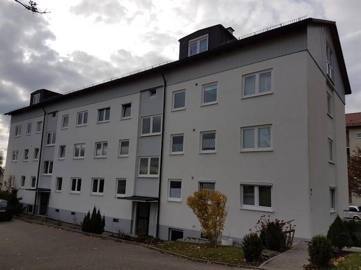 Helle 2 Zi Wohnung Am Ulmer Eselsberg Mit Sonnigem Balkon