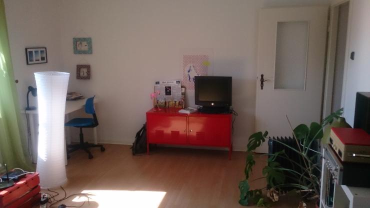 sch ne ger umige 2 zimmer wohnung in heidelberg weststadt bahnhofsn he 2er wg m glich. Black Bedroom Furniture Sets. Home Design Ideas