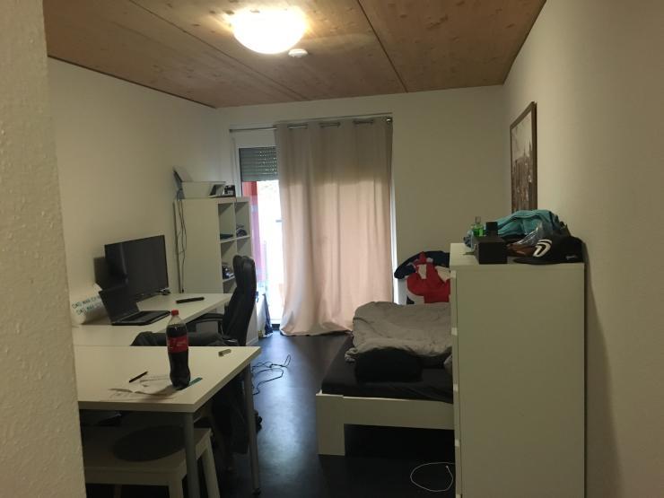 einzelzimmer apartment im studentenwohnheim eastisite 1 zimmer wohnung in mannheim neuostheim. Black Bedroom Furniture Sets. Home Design Ideas