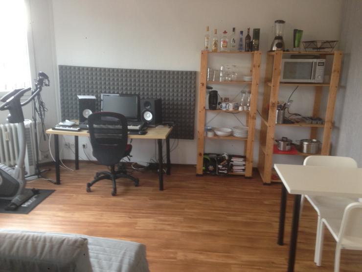 m blierte 1 zimmer wohnung mitten in mannheim 1 zimmer wohnung in mannheim innenstadt. Black Bedroom Furniture Sets. Home Design Ideas