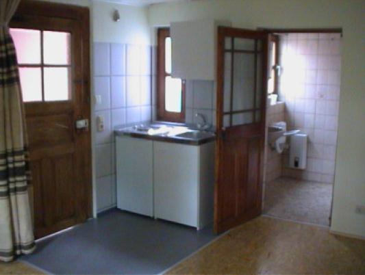 appartement mit eingerichteter kochnische zu vermieten 1 zimmer wohnung in kaiserslautern. Black Bedroom Furniture Sets. Home Design Ideas