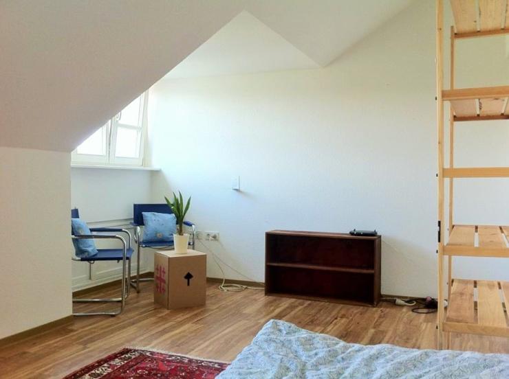 Fußboden Nachträglich Jena ~ Feine kleine wohnung unterm dach uni nähe wohnung in mannheim