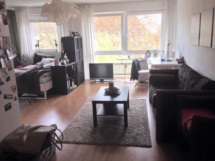 sch ne m blierte wohnung im kreuzviertel zur untermiete 1 zimmer wohnung in dortmund kreuzviertel. Black Bedroom Furniture Sets. Home Design Ideas