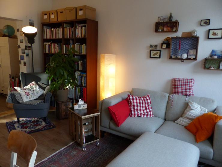 sch ne altbauwohnung im herzen der s dstadt wohnung in. Black Bedroom Furniture Sets. Home Design Ideas