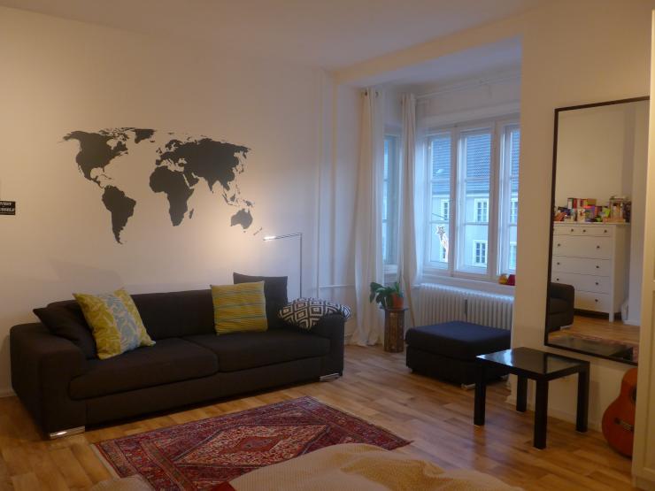 sch ne helle gepflegte wohnung in stadtzentrum f r halbes jahr m bliert wohnung in wolfsburg. Black Bedroom Furniture Sets. Home Design Ideas