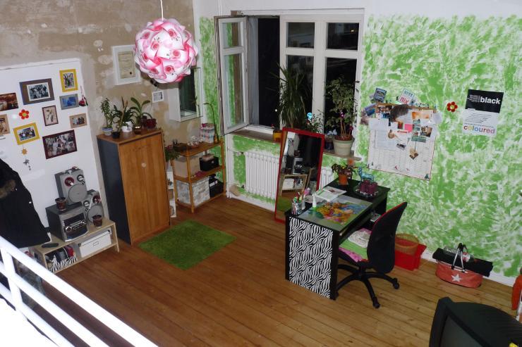 helles zimmer an der m llerstr n he m llerbr cke in einer m dels wg zu vermieten wg zimmer. Black Bedroom Furniture Sets. Home Design Ideas