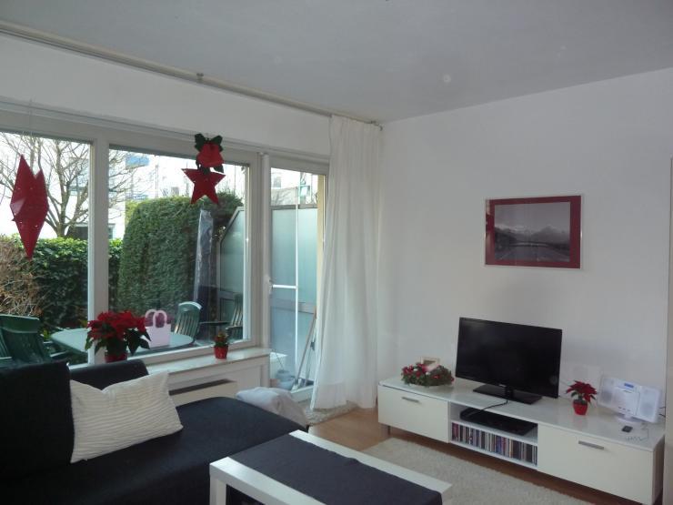 2 zimmer wohnung in neuehrenfeld eg mit terrasse. Black Bedroom Furniture Sets. Home Design Ideas