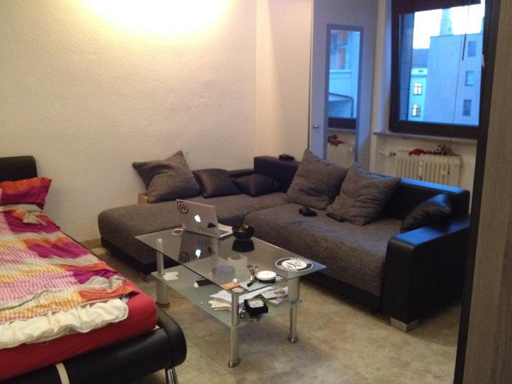 gem tliche 1 zimmer wohnung befristet zu vermieten 1 zimmer wohnung in n rnberg w hrd. Black Bedroom Furniture Sets. Home Design Ideas