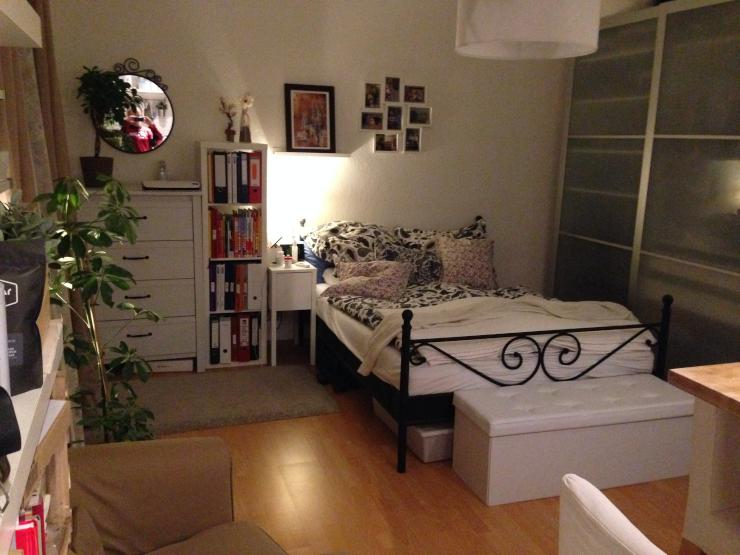 gem tliche 1 zimmer wohnung in zollstock 1 zimmer wohnung in k ln zollstock. Black Bedroom Furniture Sets. Home Design Ideas