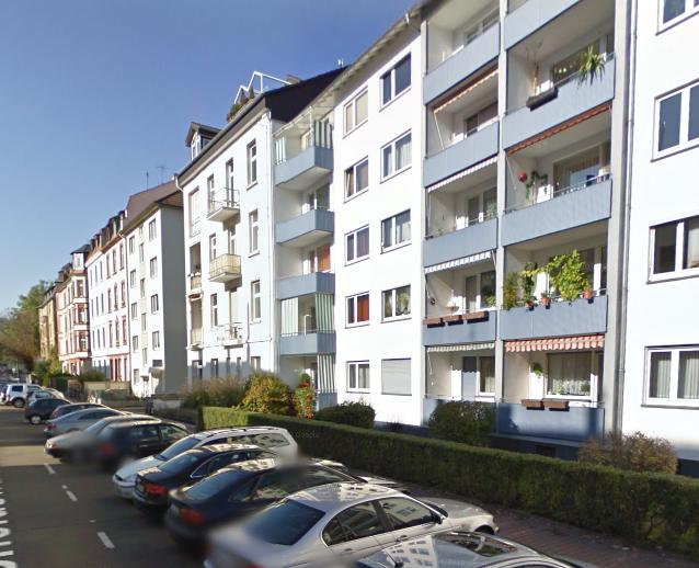 2 zimmer wohnung ostend bornheim in sch ner lage m biliert wohnung in frankfurt am main. Black Bedroom Furniture Sets. Home Design Ideas