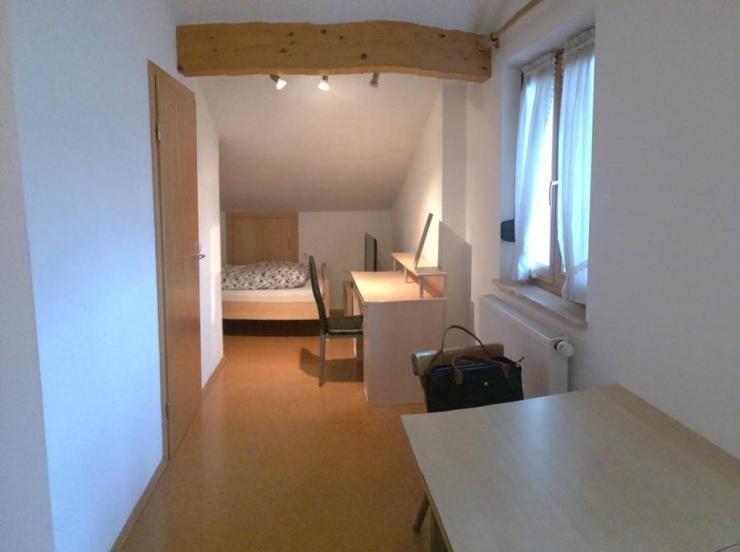 einzimmerwohnung n he fh rosenheim zur zwischenmiete 1 zimmer wohnung in rosenheim. Black Bedroom Furniture Sets. Home Design Ideas