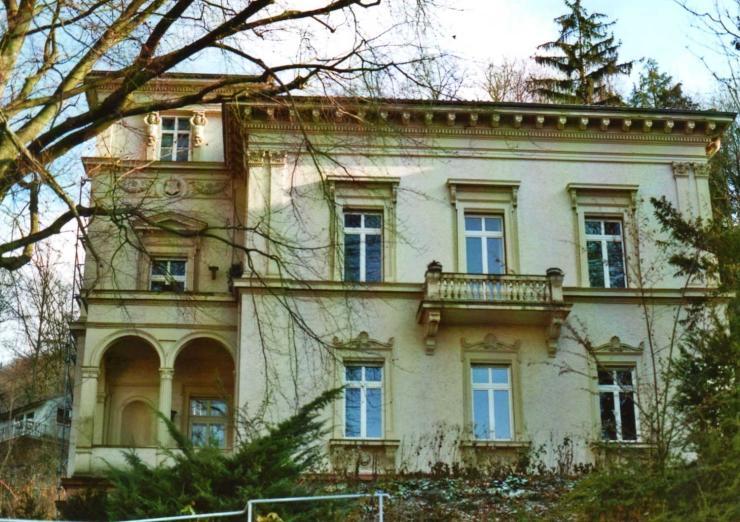sehr sch ne 2 zimmer wohnung in alter weststadt villa wohnung in heidelberg weststadt. Black Bedroom Furniture Sets. Home Design Ideas