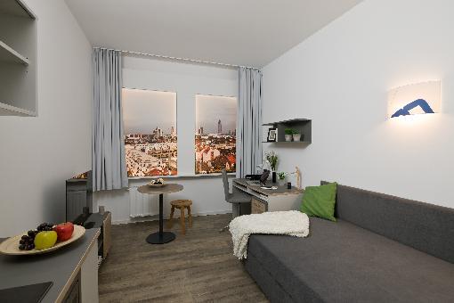 nachmieter f r wohnung im studentenwohnheim gesucht 1 zimmer wohnung in frankfurt am main. Black Bedroom Furniture Sets. Home Design Ideas