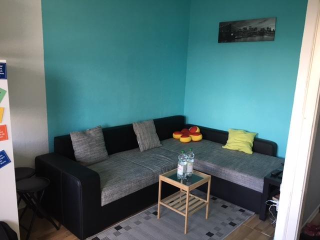 kleine wohnung direkt am bochumer hbf sucht nachmieter 1 zimmer wohnung in bochum innenstadt. Black Bedroom Furniture Sets. Home Design Ideas