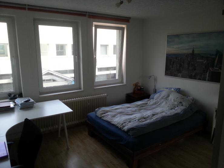 m bliertes 17qm zimmer in 2er wg zentral wg zimmer in. Black Bedroom Furniture Sets. Home Design Ideas