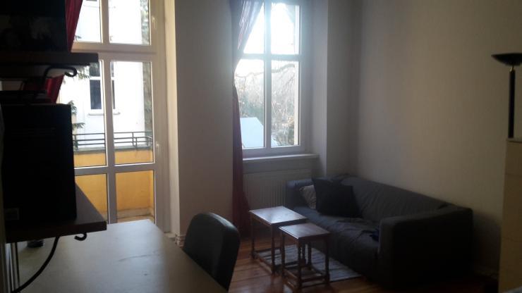 kleine und ruhige wohnung mitten in neuk lln 1 zimmer wohnung in berlin neuk lln. Black Bedroom Furniture Sets. Home Design Ideas
