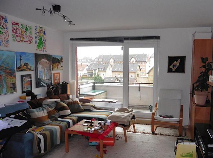 top wohnung mit guter raumaufteilung und sch nem s d balkon wohnung in braunschweig braunschweig. Black Bedroom Furniture Sets. Home Design Ideas