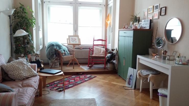 2 sch ne zimmer in 3 er wg vordere w ste wg zimmer in osnabr ck w ste. Black Bedroom Furniture Sets. Home Design Ideas