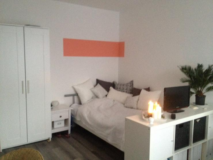 Gem tliche m blierte 1zimmer wohnung in zentraler lage for Wohnung zur zwischenmiete