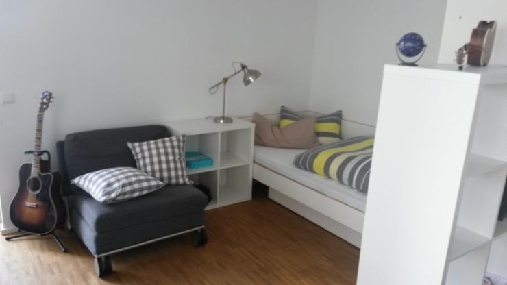 sch ne und ruhige 1 zimmer apartments 1 zimmer wohnung. Black Bedroom Furniture Sets. Home Design Ideas