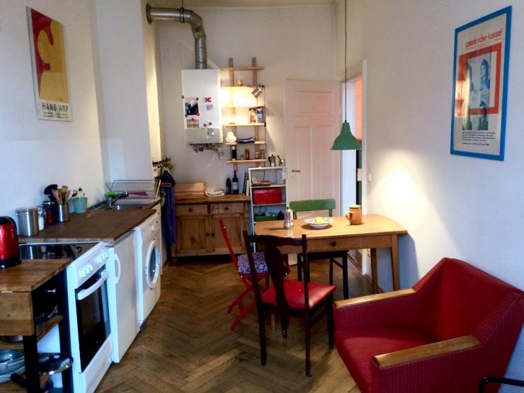 Gemütliche Möblierte Wohnung Im Westend München Wohnung In