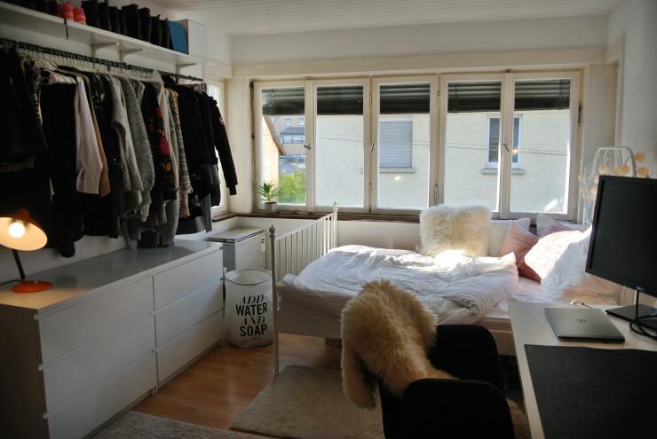 gem tliches 15qm wg zimmer in botnang zimmer stuttgart botnang. Black Bedroom Furniture Sets. Home Design Ideas