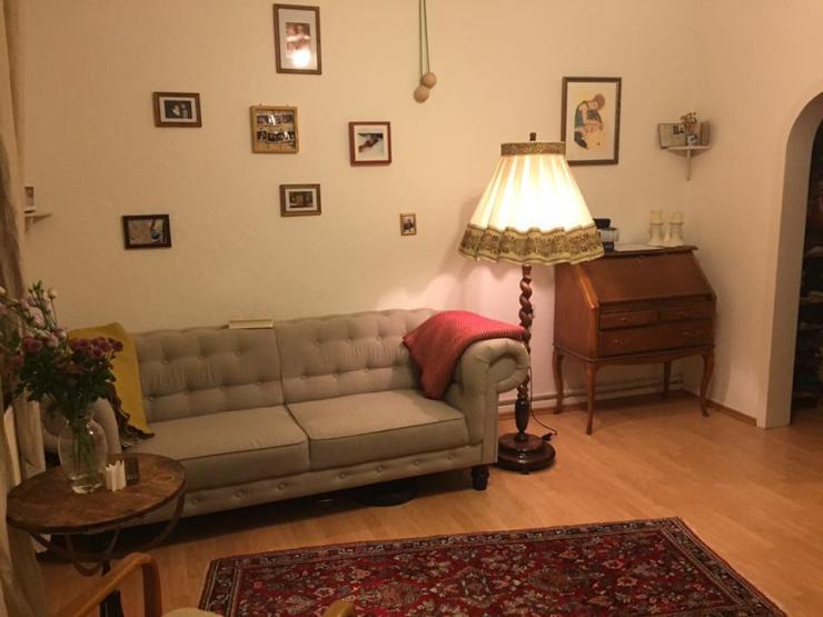 2 zimmerwohnung altbau s dstadt zwischenmiete wohnung in. Black Bedroom Furniture Sets. Home Design Ideas
