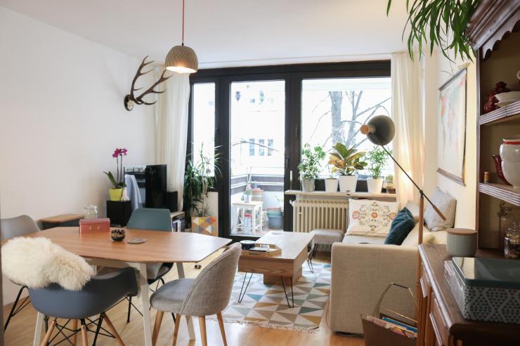 gem tliche wohnung in der au n he isar zur zwischenmiete. Black Bedroom Furniture Sets. Home Design Ideas